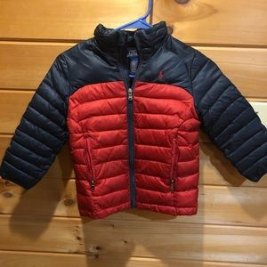 Kids Ralph polo jacket